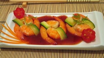 Sriracha-Saucen