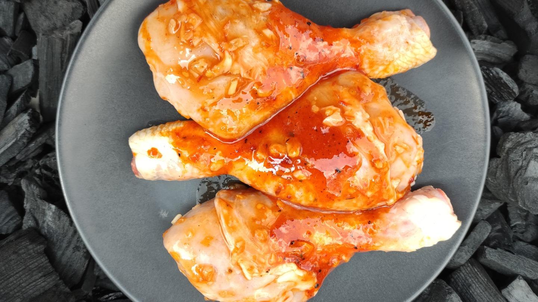 Hot Chicken Unterschenkel