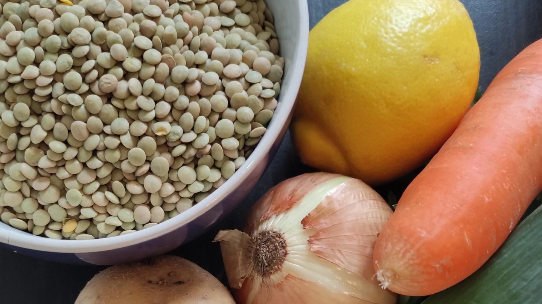 Linsensuppe Gemüse